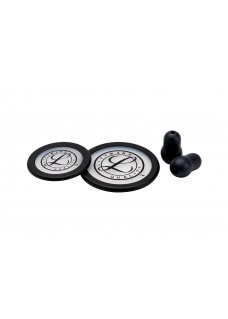 Reservedele sæt for Littmann Classic III / Cardiology IV (sort)