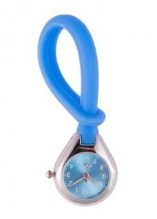Ur I Silikone Til At Hænge I Blå