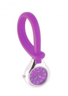 Silikone Hangwatch Lilla