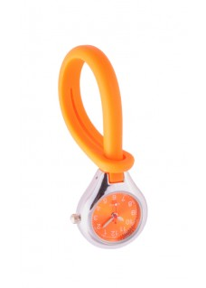Silikone Hangwatch Orange