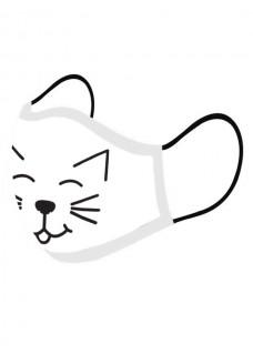 Ansigtsmaske Kat