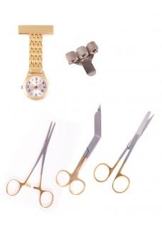 Personlige udstyr sæt Guld