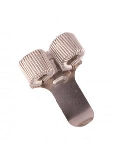 Penholder 2 (dobbel) Sølv