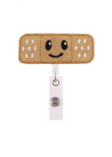 Retracteze ID-Holder Band AID Smile