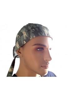 Kirurgisk Cap Camo