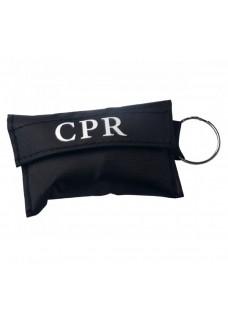CPR Maske Nøglering Sort