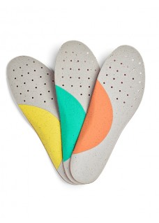 Toffeln SmartSole Shoe Marineblå