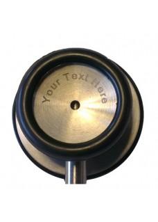 Stetoskop Basic Dobbeltsidet Sort
