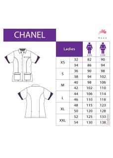 Haen sygeplejerske kittel Chanel