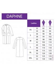 Haen Dame Lægekittel Daphne