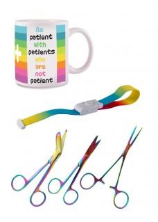 Personlige udstyr sæt Rainbow