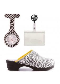 Personlige Udstyr Sæt Zebra 2