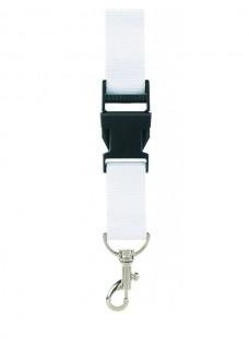 Keycord Hvid
