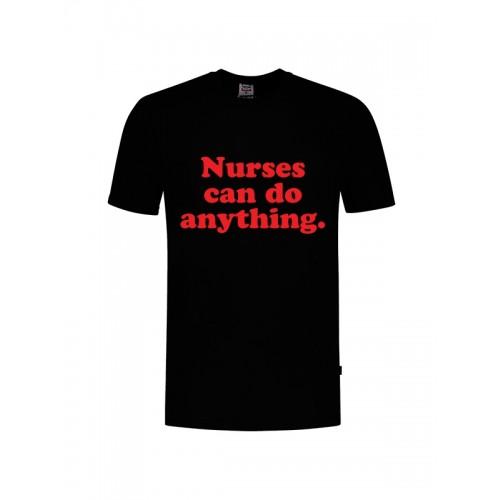 T-Shirt Nurses Can Do Anything Sort