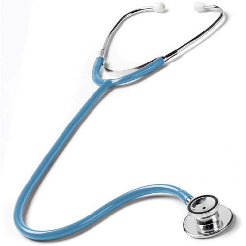 To-Hovedet Stetoskop Blå