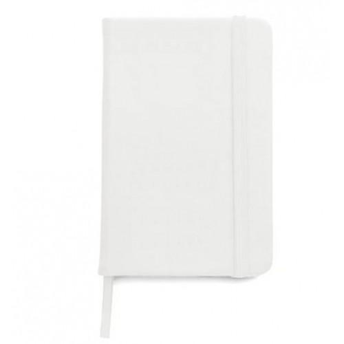 Notesbog A5 Hvid