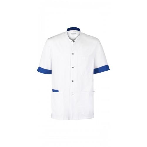 Haen Kittel Floris White/Royal Bleu