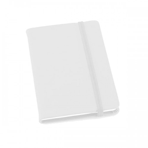 Notesbog A6 Hvid