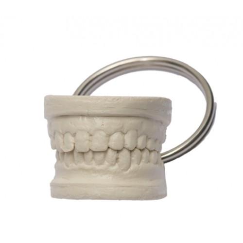 Nøglering Tænder