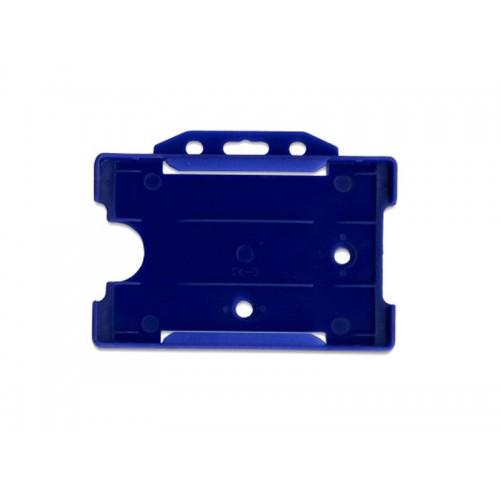Badgeholder Marine Blå