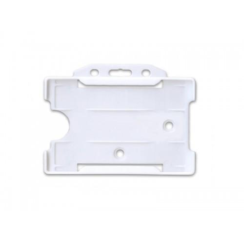 Badgeholder Hvid