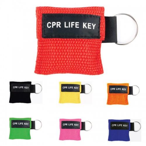 CPR Maske Nøglering