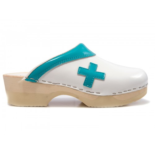 Tjoelup First Aid Hvid Aqua