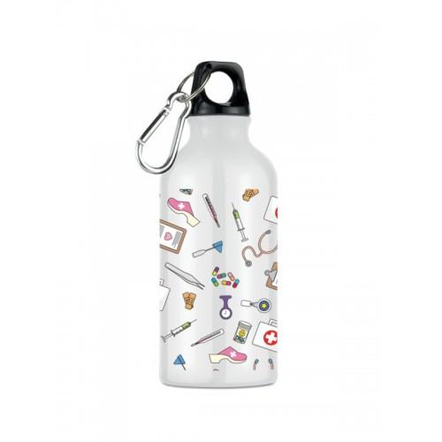 Sport Drikkeflaske Medicinske Symboler