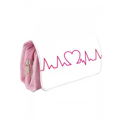 Instruments Case Hjerteslag Pink