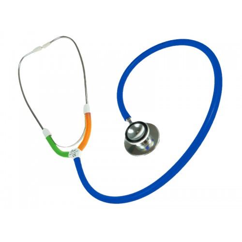 CBC Dual Head Stetoskop Multi Blå