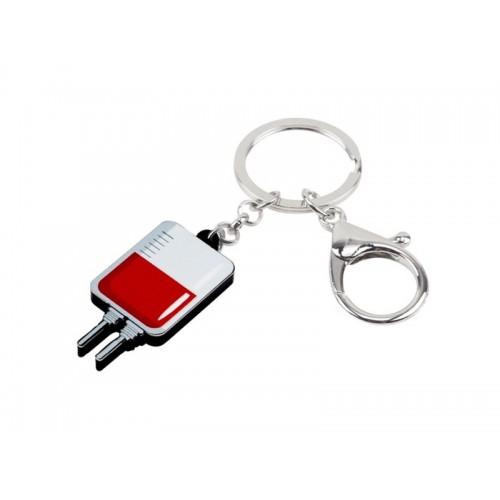 Key Chain IV Blood Bag
