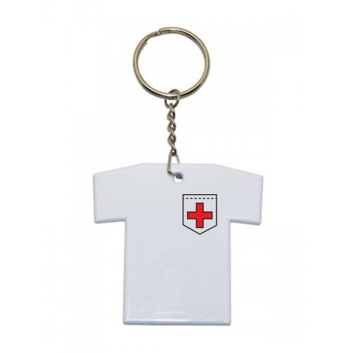 Nøglesnor T-Shirt Cross