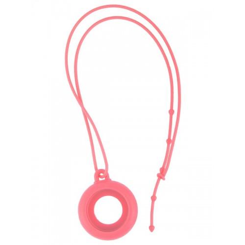 Silikone Nøglesnor Pink