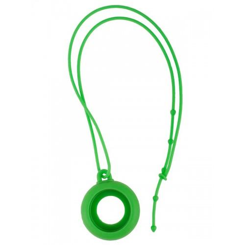 Silikone Nøglesnor Grøn