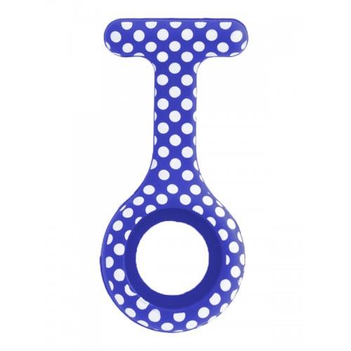 Silikone Cover Polka Dots Blå