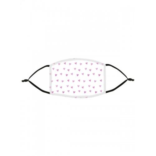 Ansigtsmaske Pink Hjerter