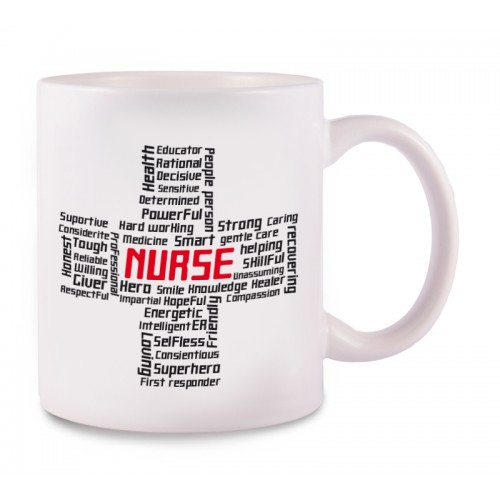 Krus Cross Nurse