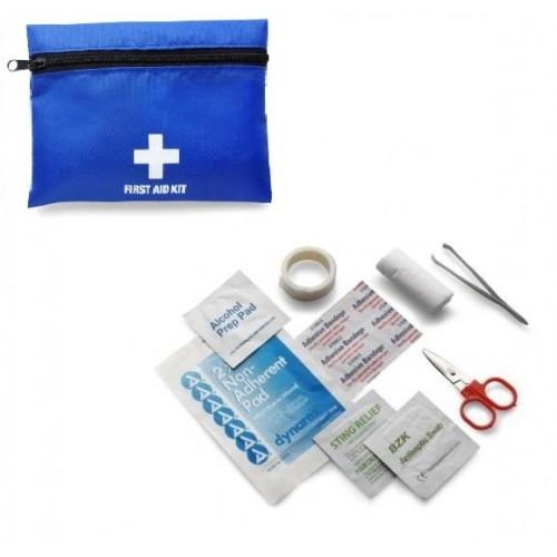 Mini Førstehjælp Kit Blå