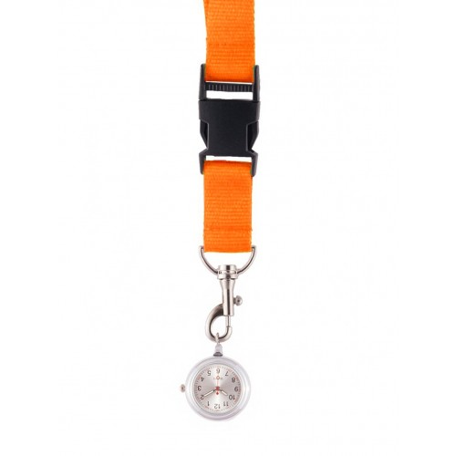 Nøglesnor Ur Orange