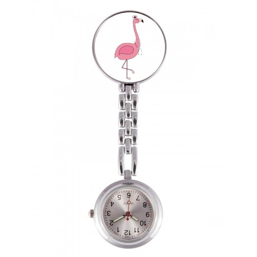 Sygeplejerskeur Flamingo