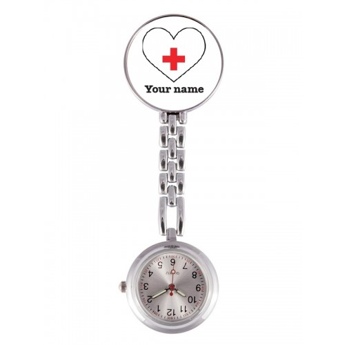 Sygeplejerskeur Hvid Hjerte