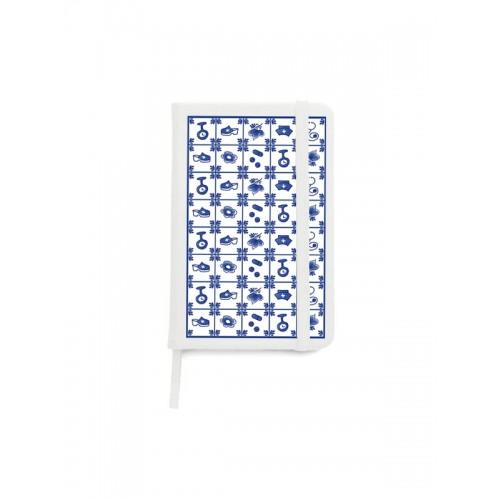 Notesbog A5 Old Blue