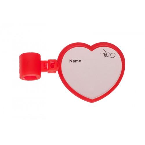 Navneskilt Stetoskop Hjerte
