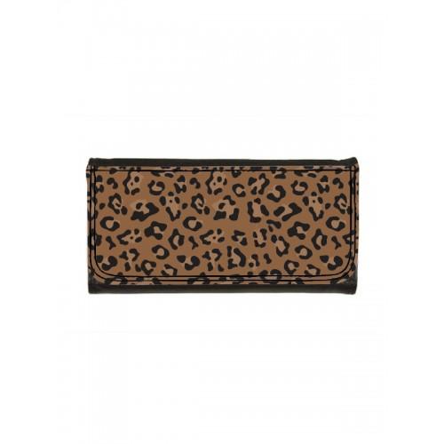 Dame Skindpung Leopard