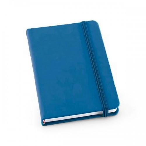 Notesbog A6 Lyseblå