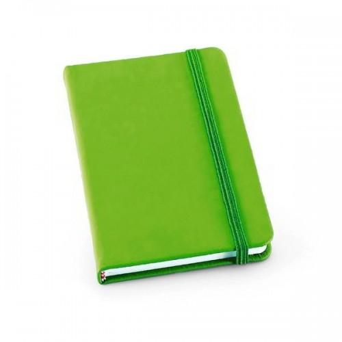 Notesbog A6 Lysegrøn
