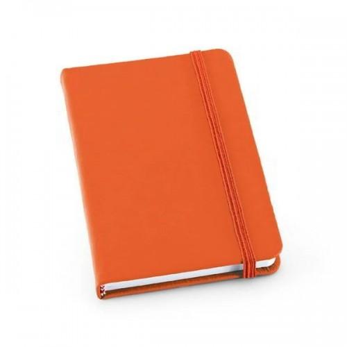 Notesbog A6 Orange