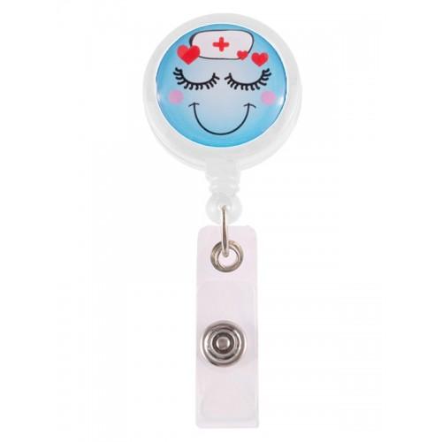 Retracteze ID-Holder Lovely Nurse