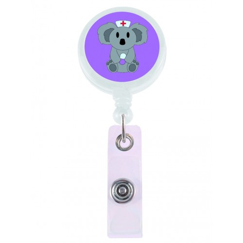 Retracteze ID Holder Koala