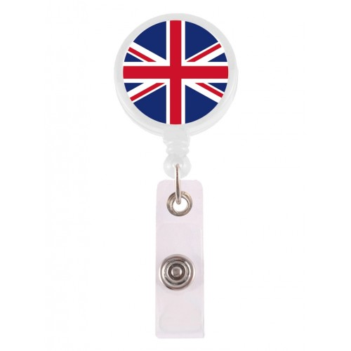 Retracteze ID-Holder Union Jack